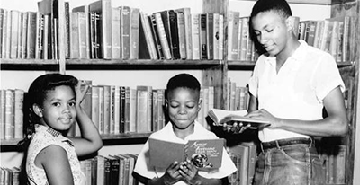 1955 Summer Reading winners, Sylacauga, Alabama
