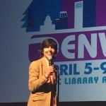 Tig Notaro, comedian, author
