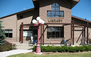The Darby (Mont.) Community Public Library.