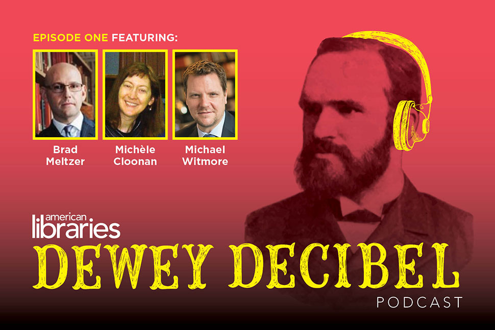 American Libraries Dewey Decibel Podcast: Episode One