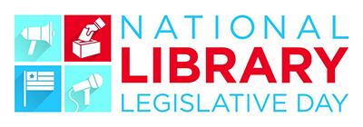 National Library Legislative Day logo