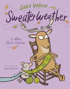Sara Varon poster of <em>Sweater Weather</em>