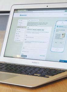Beaconstac, MobStac's mobile campaign service