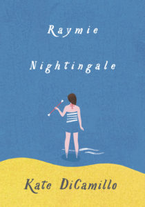 Cover of Raymie Nightingale, by Kate DiCamillo