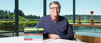 Bill Gates's 10 favorite books