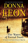 Cover of The Waters of Eternal Youth, by Donna Leon