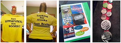 Support for Looking for Alaska in Lebanon, Kentucky