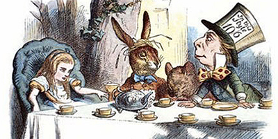 Alice in Wonderland, John Tenniel, 1865