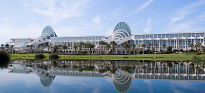 Orange County Convention Center in Orlando
