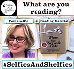 #SelfiesAndShelfies