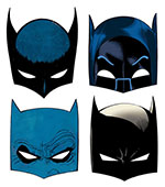 DC Comics made free masks available to venues that hosted Batman Day parties last September