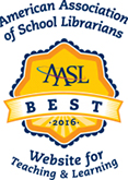 2016 AASL Best Website for Teaching and Learning
