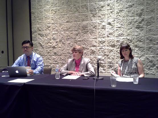 Richard Kong, Barbara Gubbin, Kate Park