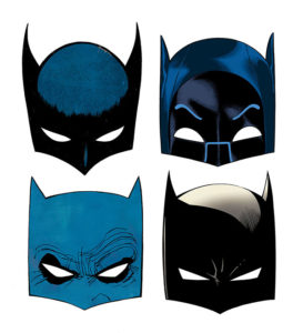 Batman Day masks
