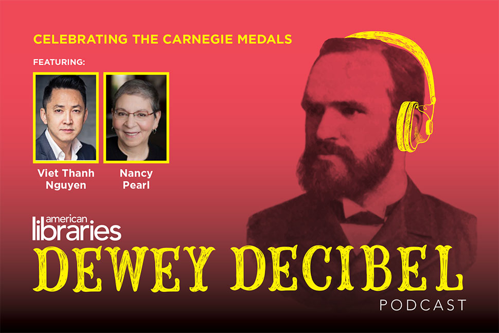 Dewey Decibel Podcast Episode Three Celebrating the Carnegie Medals