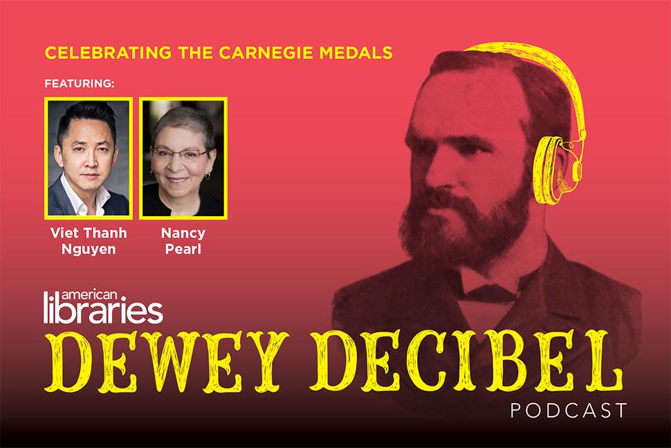 Dewey Decibel Podcast Episode Three Celebrating the Carnegie Medals