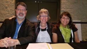 David Walls, Jeanne Drewes, Tammy Zavinski