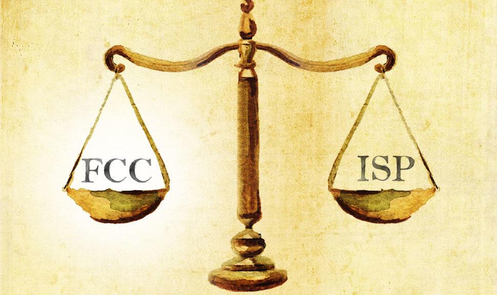 FCC vs. ISP