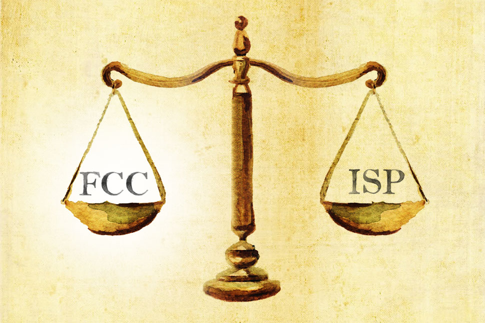 FCC vs. ISP