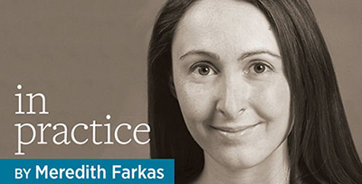 In Practice, by Meredith Farkas