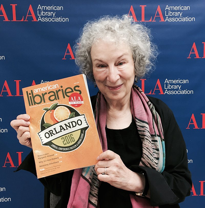 margaret atwood Explore the art of creative writing with acclaimed novelist margaret atwood, author of the handmaid's tale, in her online class.