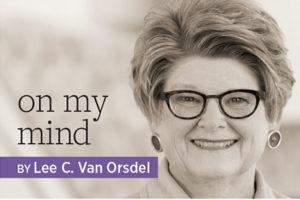 Lee C. Van Orsdel
