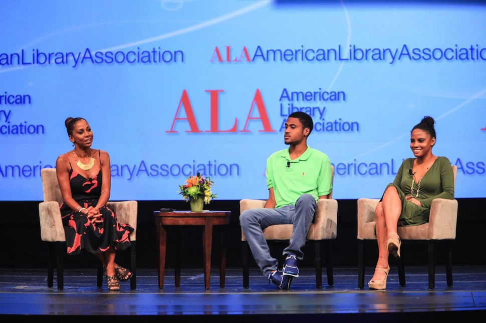 Holly Robinson Peete, RJ Peete, and Ryan Peete