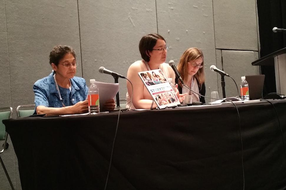 Saroj Ghoting, J. Elizabeth Mills, and Kathleen Campana