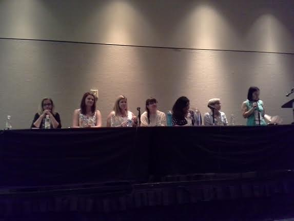 The Inclusive and Impactful Teen Services panel.