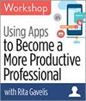 Using Apps to Become a More Productive Professional