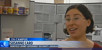 UM Gocernment Documents Librarian Susanne Caro describes how the biscuits tasted