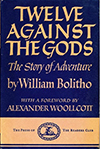 Cover of Twelve Against the Gods, by William Bolitho