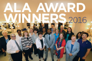 2016 ALA Award Winners