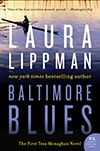 Cover of Baltimore Blues, by Laura Lippman