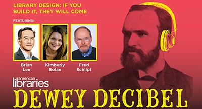 Dewey Decibel episode 5, on library design