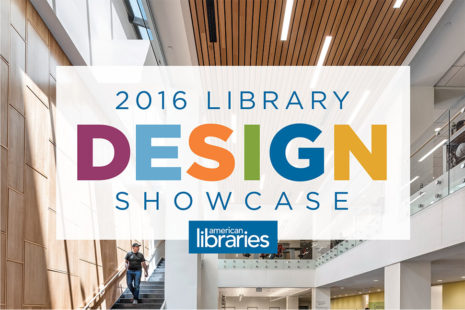2016 Library Design Showcase