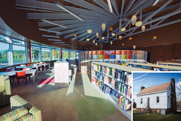 2016 Library Design Showcase American Libraries Magazine