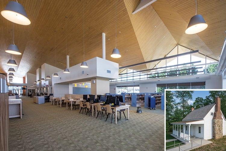 Library Design 2016 library design showcase | american libraries magazine