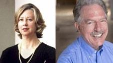 Arlene Hopkins and Stephen Maack