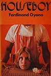 Cover of Houseboy, by Ferdinand Oyono