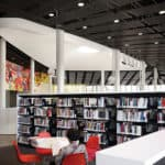 Public libraries, 30,000 square feet and smaller, Chinatown Branch, Chicago Public Library
