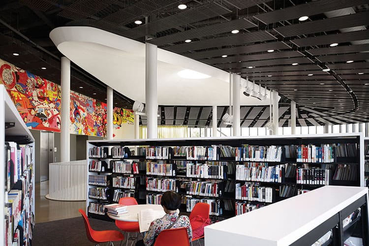 Superior Public Libraries, 30,000 Square Feet And Smaller, Chinatown Branch, Chicago  Public Library