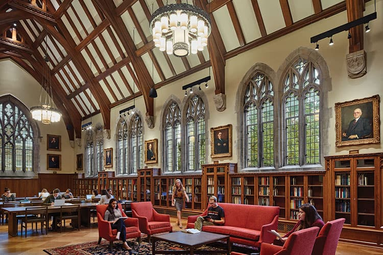 Special Libraries, More Than 30,000 Square Feet, David M. Rubenstein Rare  Book And