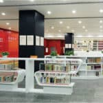 Special libraries, 30,000 square feet and smaller, Southern Study in Shenzhen Library, China