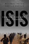 Cover of ISIS: Inside the Army of Terror, by Michael Weiss and Hassan Hassan
