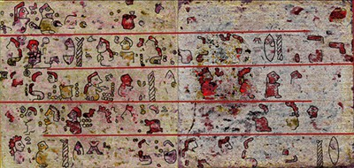 Precolonial Mexican manuscript hidden in Codex Selden