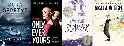 Some YA books for adults
