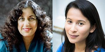 Margarita Engle and Susan Tan