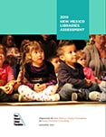 Cover of 2016 New Mexico Libraries Assessment