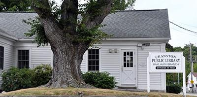 Oak Lawn branch, Cranston (R.I.) Public Library